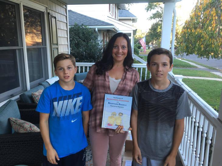 Cranford Resident Releases Debut Children's Book