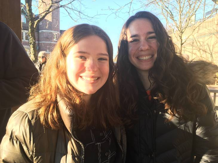 Students Lead The Way In Marches Against Gun Violence