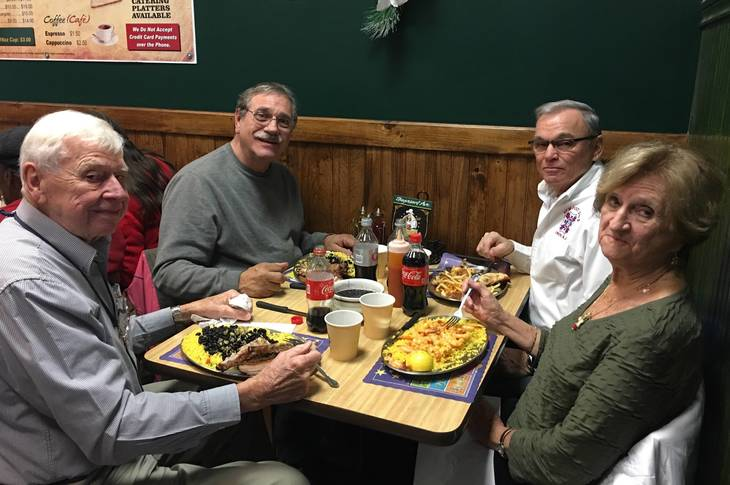 New Jersey Veterans Network and Burnet B.B.Q. Feed Veterans
