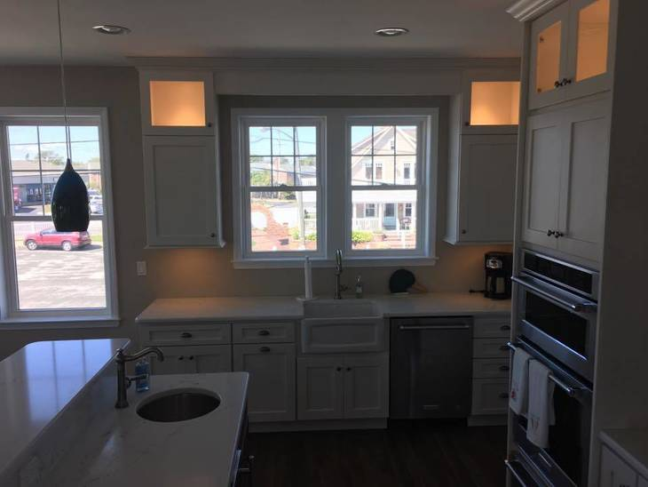 Beautiful Custom Cabinetry By Taylor Made Cabinets Stafford Lbi Nj