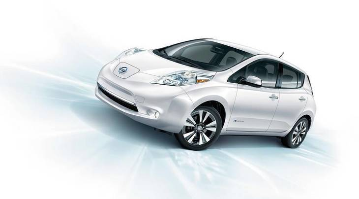 Jcp L Customers Can Get Rebate On Nissan Leaf Electric