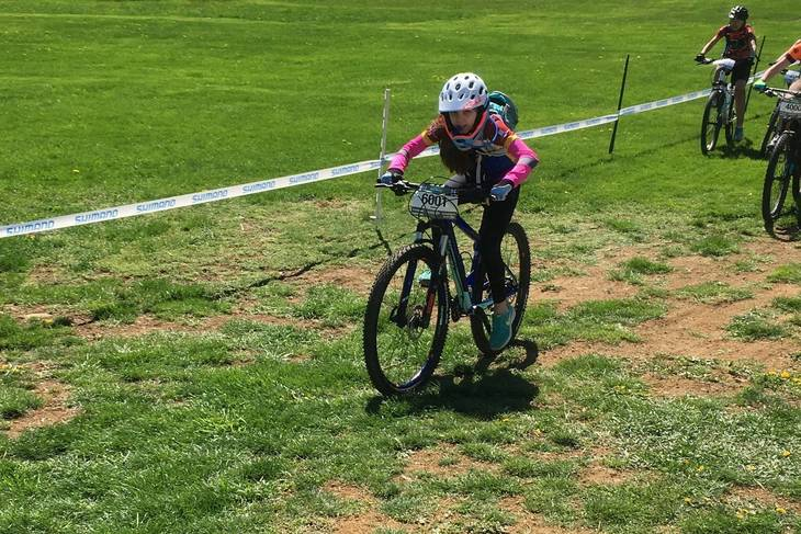Berkeley Heights 6th Grader Wins Inaugural NJ NICA Mountain Bike Race in Chester