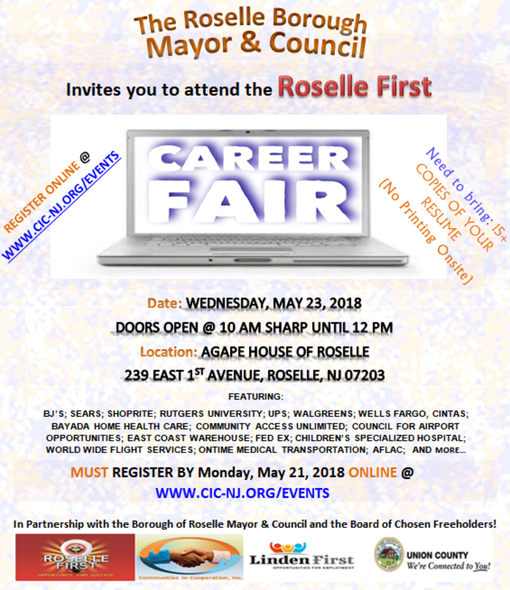 4701957952cb95d7c026_ROSELLE-FIRST_CAREER-FAIR-EMPLOYEE-INVITE_05232018.jpg