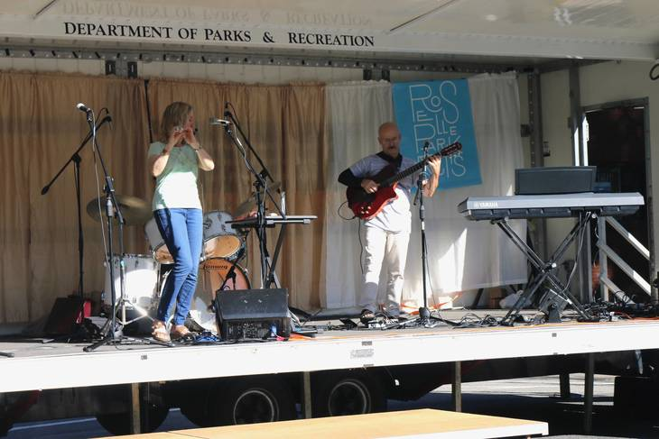 Roselle Park Loves Arts! Festival Proved to be Bigger than Ever