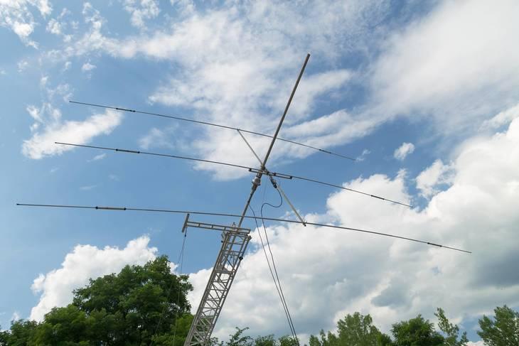 Roxbury Amateur Radio Expert Readies for Weekend of Roughing It ...