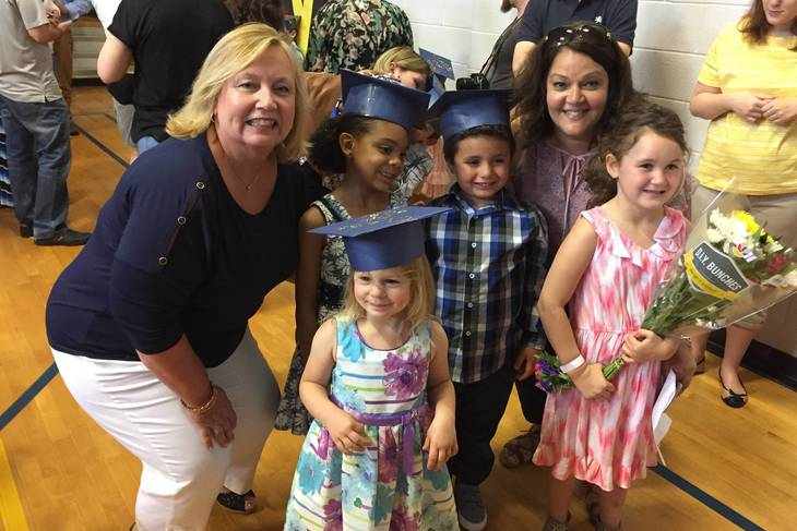 4aa59981697e53caa9cc_0622d3cbbfa3c34c59b8_Mrs._Bijelic_and_Mrs._Salerno_with_a_few_students.JPG
