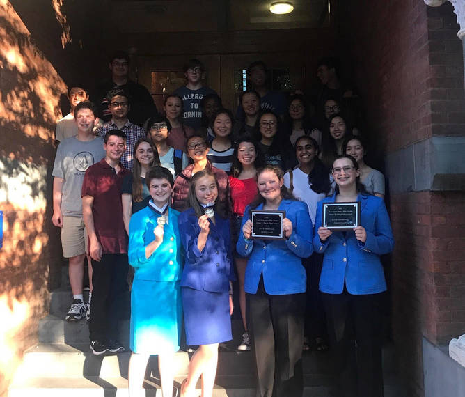 Randolph Speech And Debate Team Competes At Yale Invitational