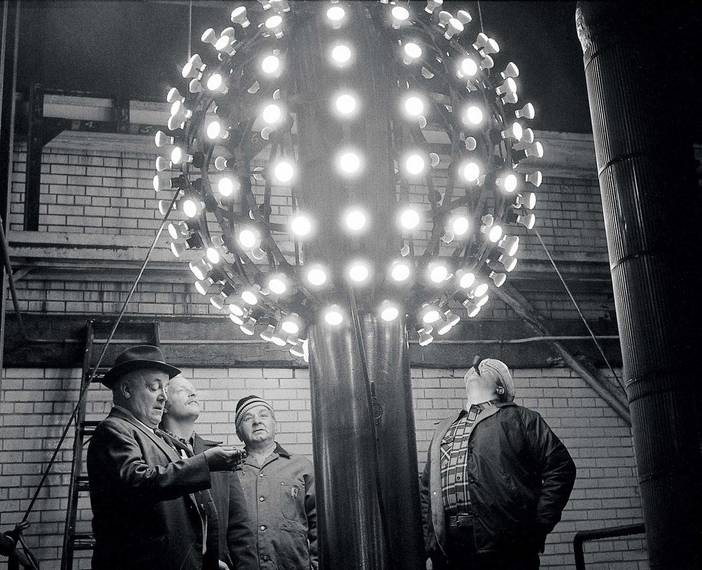 Original 1907 Times Square Ball Has Direct Link to New Jersey