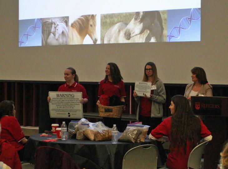 Rutgers Seminar Focuses On Equine Gastrointestinal Health