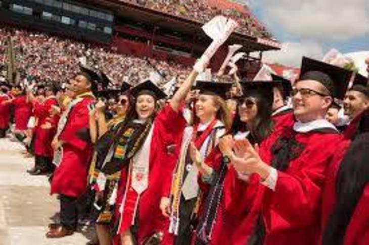 Rutgers Newark Graduation