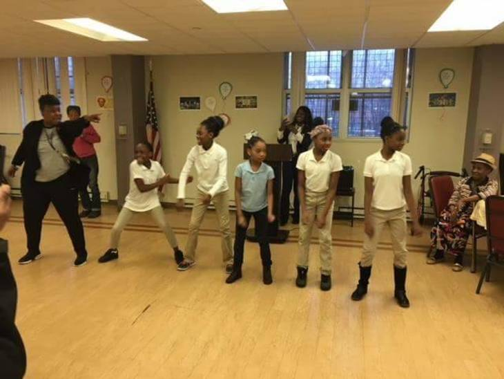 Orange Housing Authority Launches Black History Month  With Exciting Dance Performance