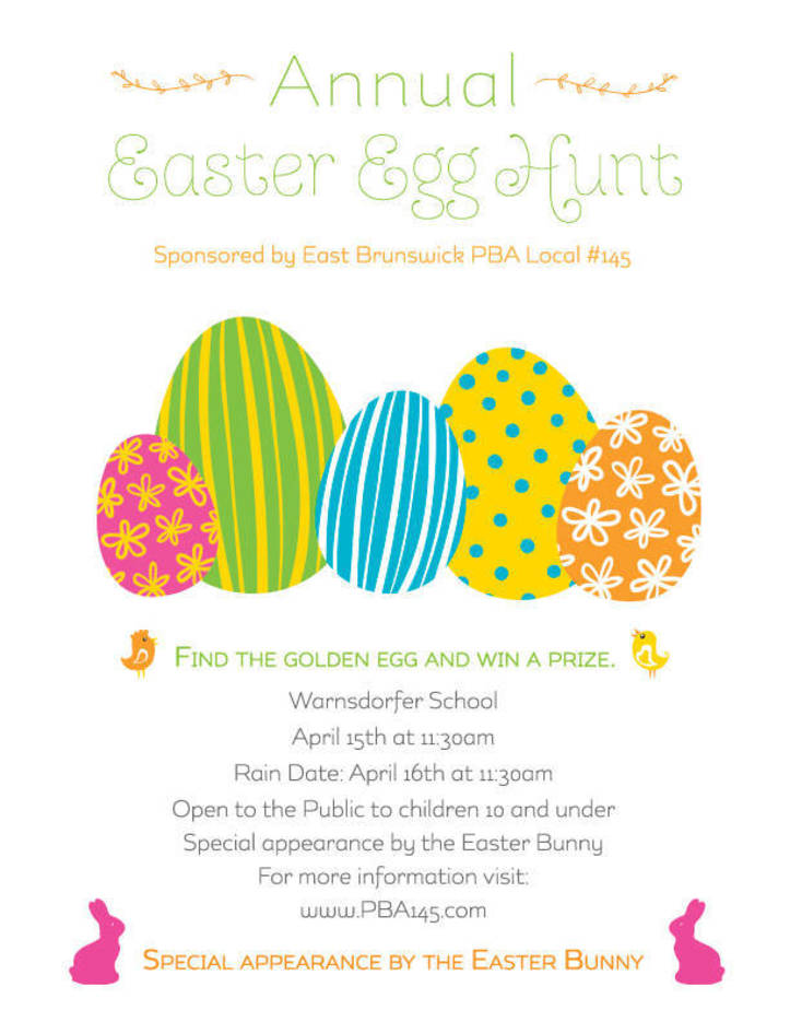 Get your baskets ready! Easter Bunny to host egg hunt in Millville