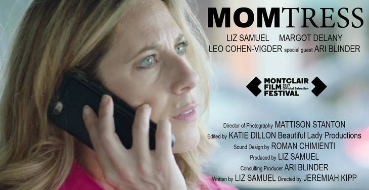 MOMtress: Montclair Resident Shares Her Film and Life at the Montclair Film Festival