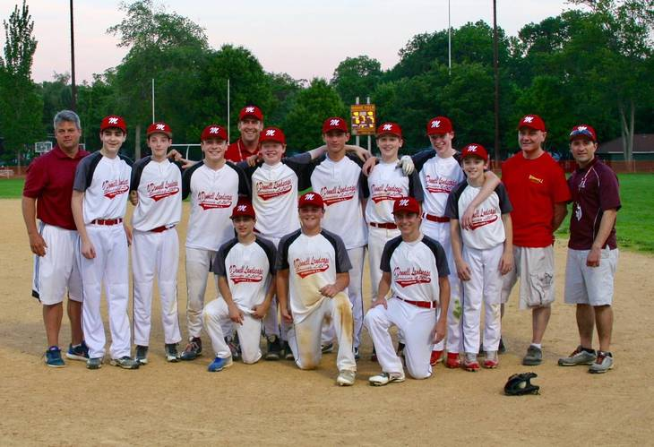 Third-Straight Mayor's Cup Win for Madison Little League Juniors Division