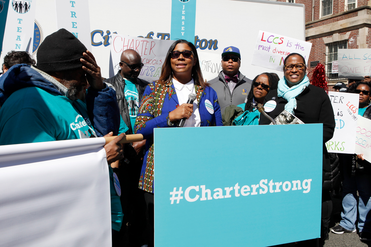 New Jersey charter schools come together in advocacy for Parent Action Day