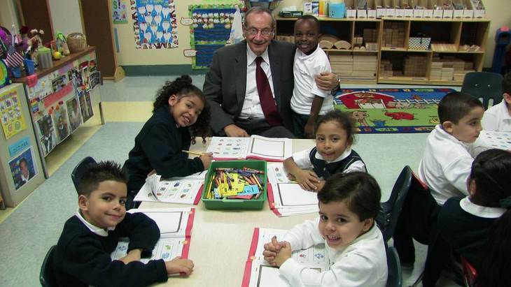 Robert Treat Academy: One of Newark's first charter schools continues legacy of founder Stephen Adubato