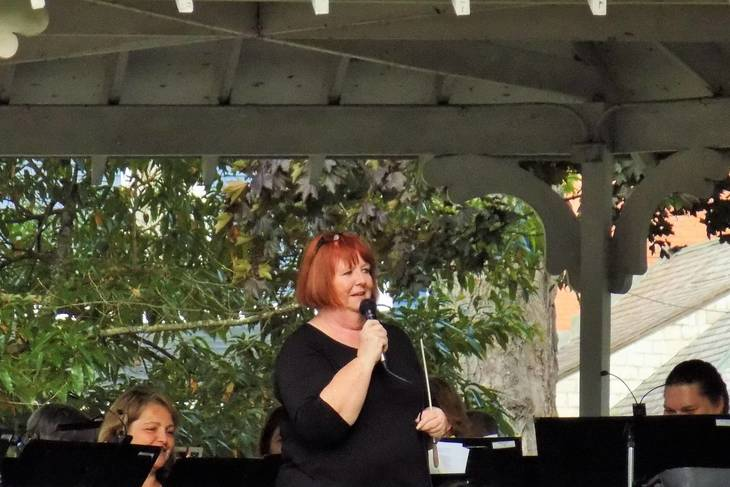 Twin Tiers Community Band Closes Out Olean Summer Concert Series