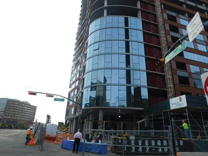 One Theater Square slated to open in 2018