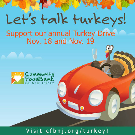 Annual Turkey Drive To Help Provide For New Jersey's Hungry