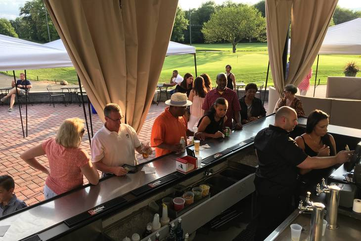Grand Opening of Par 440 Restaurant & Lounge Celebrated at East Orange Golf Course in Short Hills