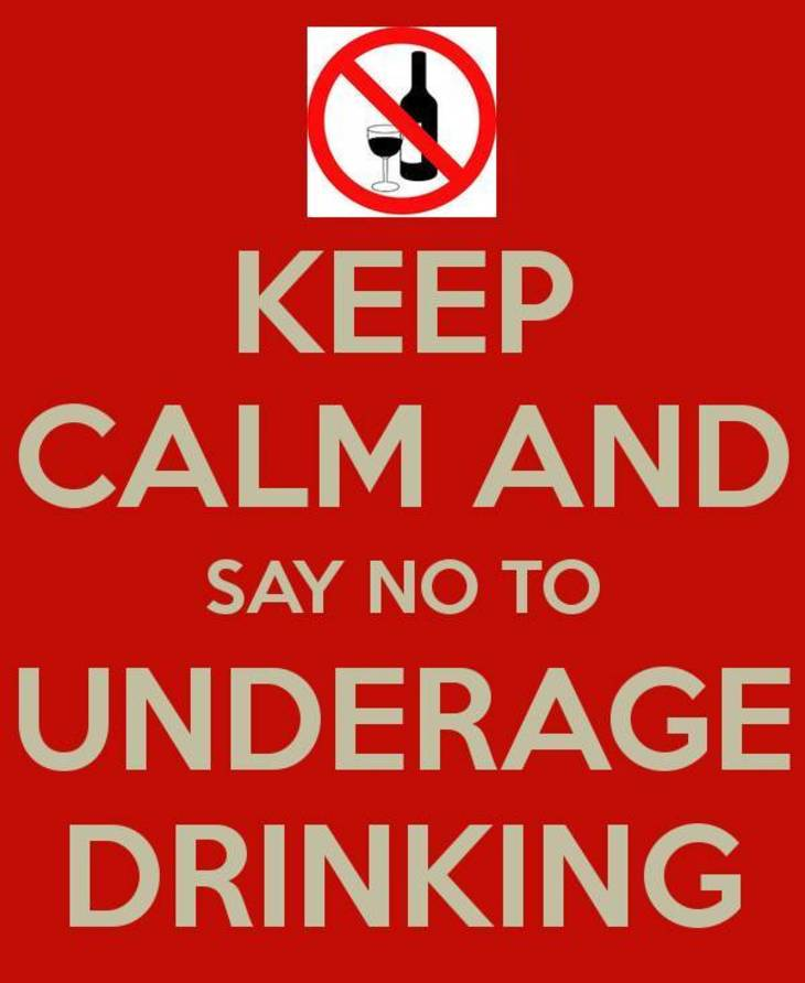 underage drinking problem solution Strategies and approaches report on underage drinking notes the following: they are not the only ones responsible for binge drinking problems.