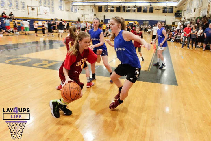 Layups 4 Life Charity Hoops Tourney Comes to Parsippany