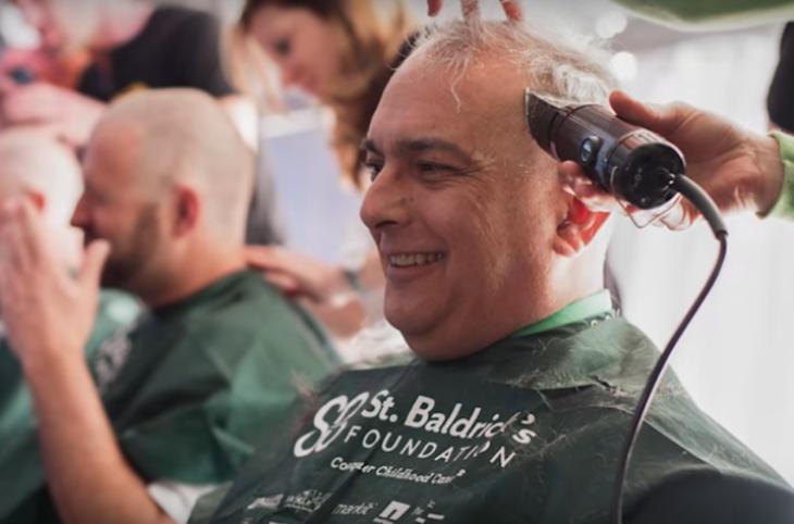 St. Baldrick's Head Shaving Event in Madison Postponed to June 10