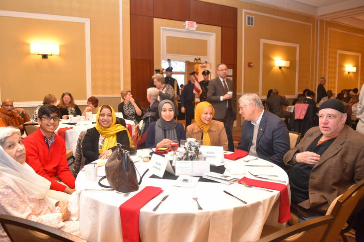 Highlights from Franklin Township's 21st Annual MLK Community Breakfast