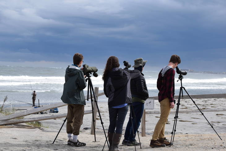 High-Tech Gadgetry Fuels the 35th Anniversary of the World Series of Birding