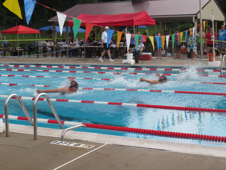 Newton Swim Team Hosts 16th Annual Nwnj Swim Invitational Newton Nj News Tapinto