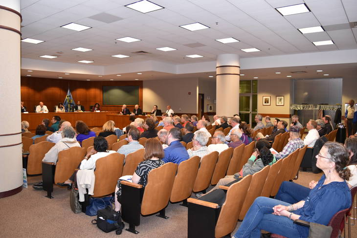 Franklin Township: Middlesex County Freeholders Decide to Intervene on Williams/Transo Gas Compressor Station