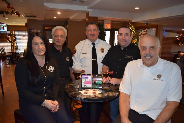 Chocolate to Help Fairfield with Drunken Driving Reduction Efforts