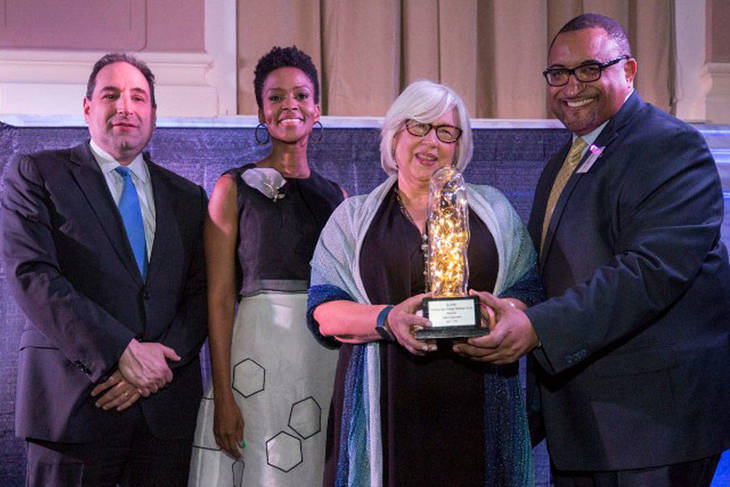 """Flashes of Genius"" gala celebrates Newark Arts and longtime supporter Ellen Lambert"