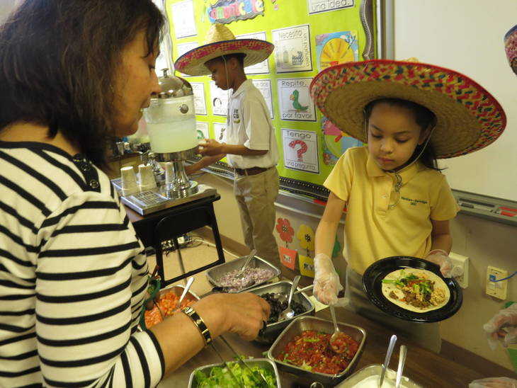 Wardlaw-Hartridge School Students Learn About Culture Through Cuisine