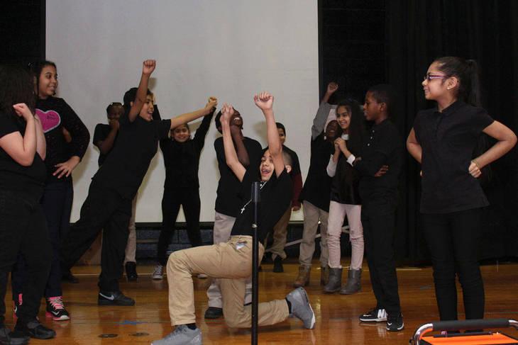 Newark Students Exposed to Opera through Arts Grant