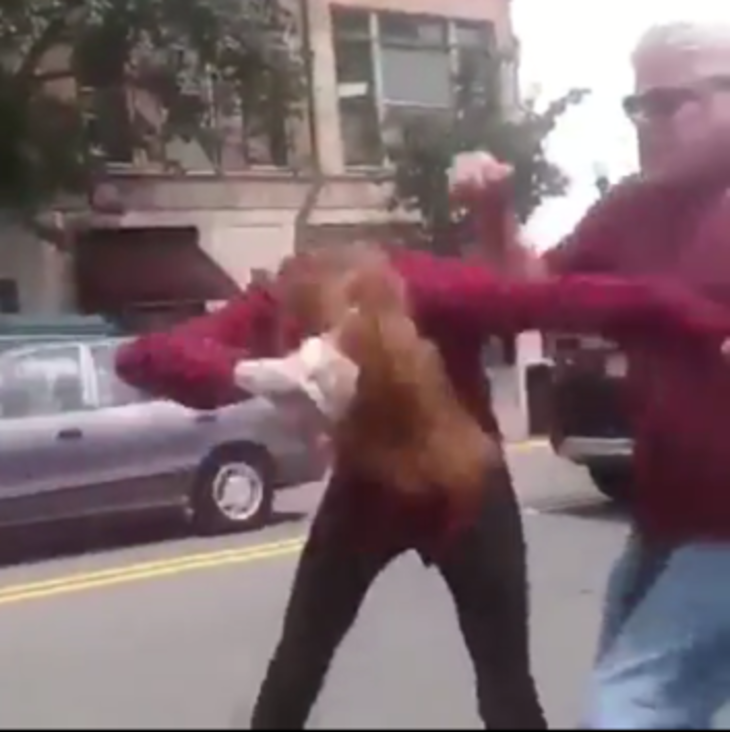 Man Throws Dog Across Street During Montclair Road Rage Incident