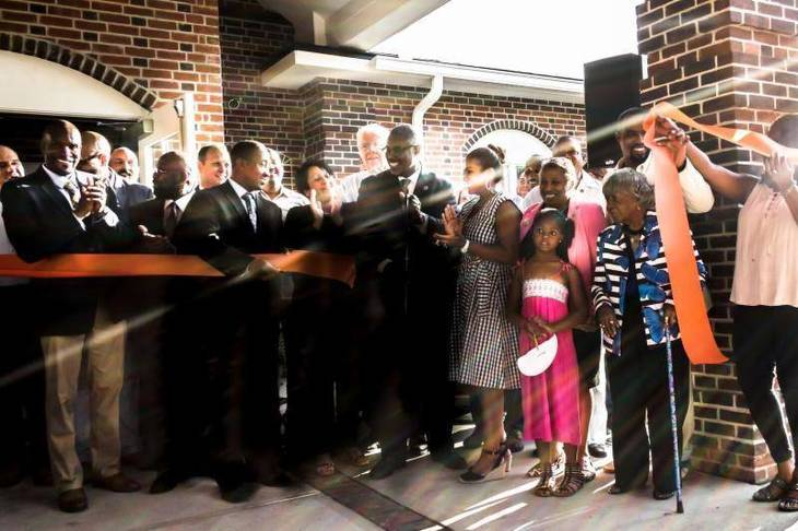 East Orange Celebrates Grand Opening of New Clubhouse and Par 440 at Renovated Golf Course