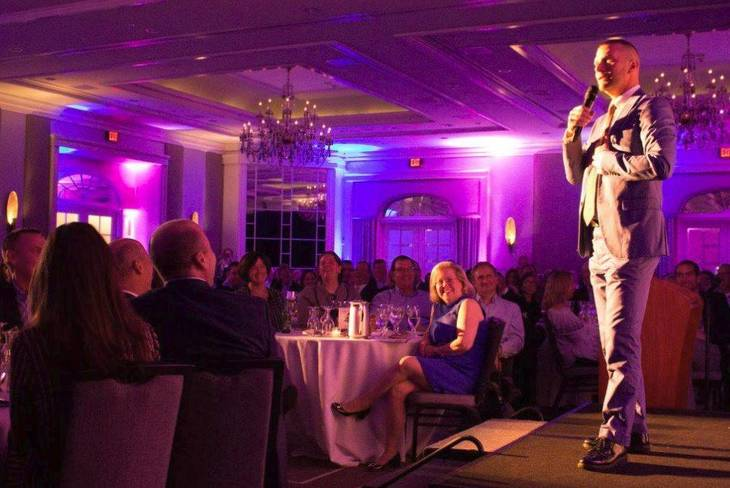 Sixth Annual 'LOL' Auction and Comedy Fundraiser, Generates More Than $110,000 for Summit Area YMCA