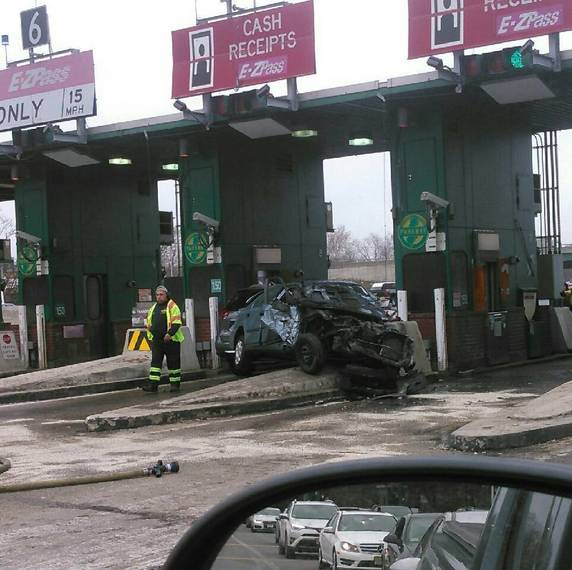 Update Garden State Parkway Fatal Accident At Union Toll Plaza Union Nj News Tapinto