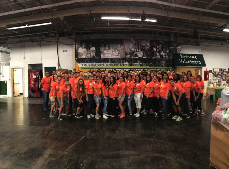 Accounting Interns Lead Sobel & Co. Annual Day of Community Service