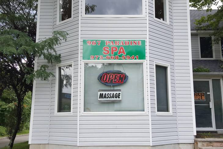Tits, but Asian massage spa hoboken new jersey ANN