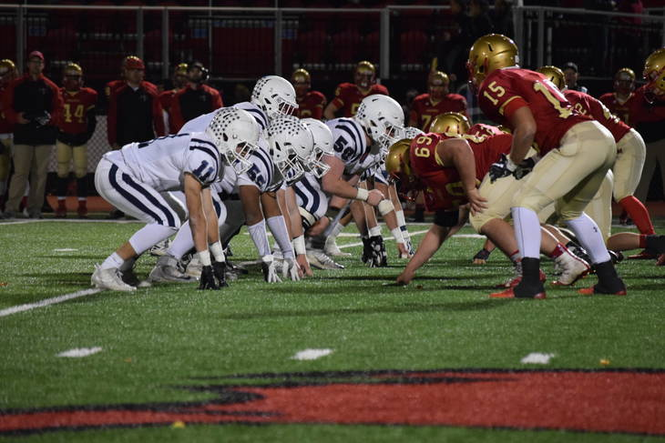 Randolph Blanked 45-0 in Tough Road Loss to Mount Olive - Randolph ...