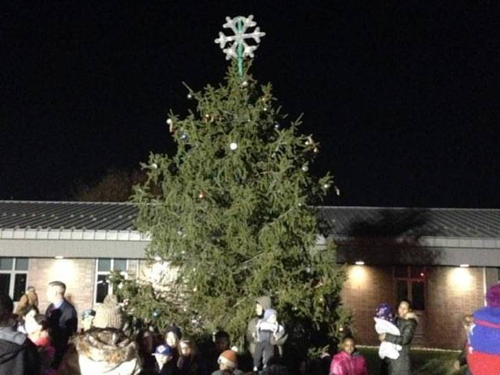 Annual Christmas Tree Lighting Kicks Off the Holidays in Piscataway Credits Chris Nalwasky