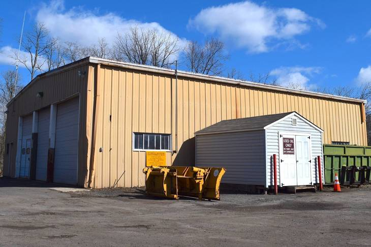 Summit Council Authorizes Agreement That Will Direct $100,000 Towards Permanent 'Free Market' Building at Transfer Station