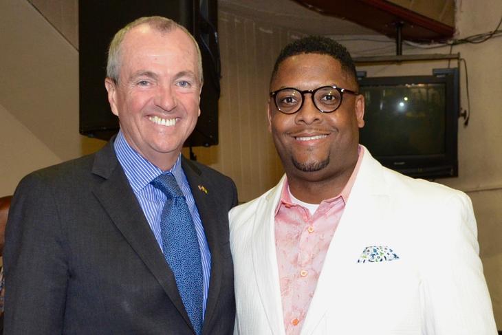 Governor Taps Newark Pastor for State Parole Board