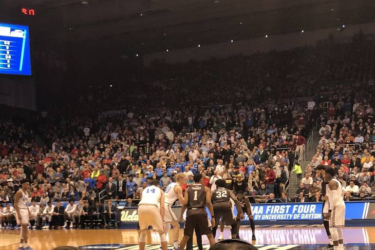 NCAA Tournament UCLA vs. St. Bonaventure