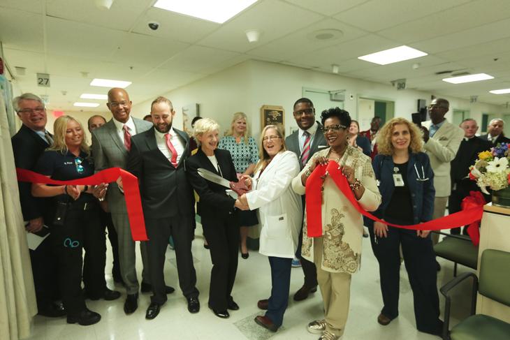 Saint Michael S Medical Center Opens An Emergency Room