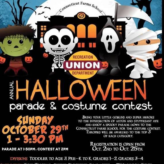 Union's Annual Halloween Parade and Costume Contest - Union NJ ...