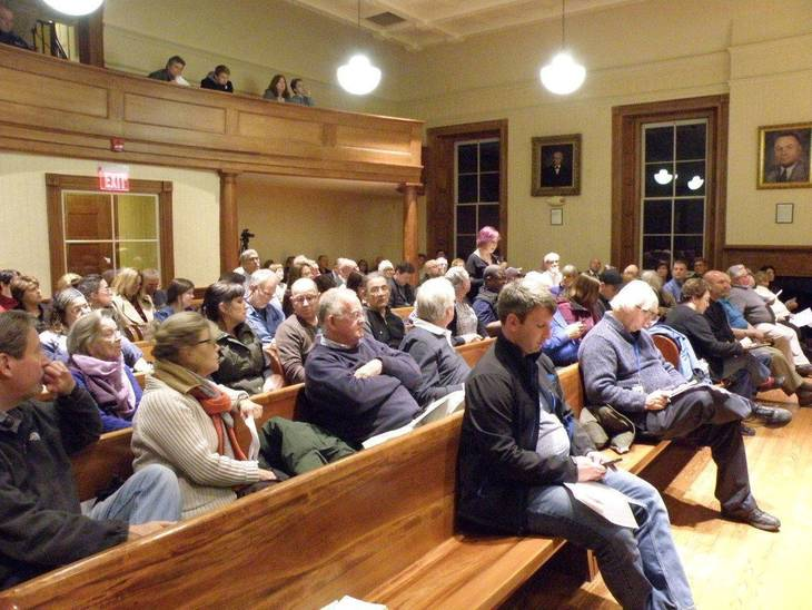 Council Approves Union Hotel Agreement Over Residents' Objections