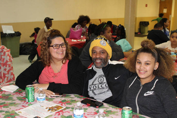 Newark's North Ward councilman works to bring holiday cheer to those in need